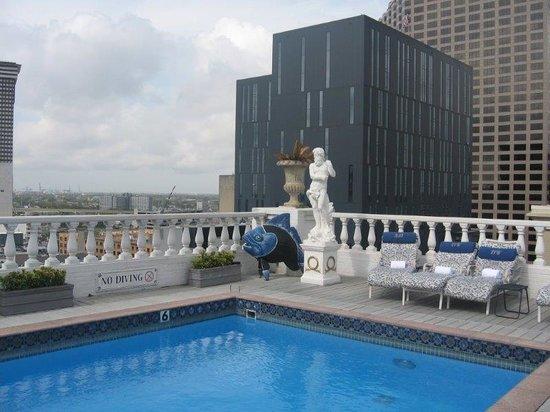 Le Pavillon Hotel: Pool