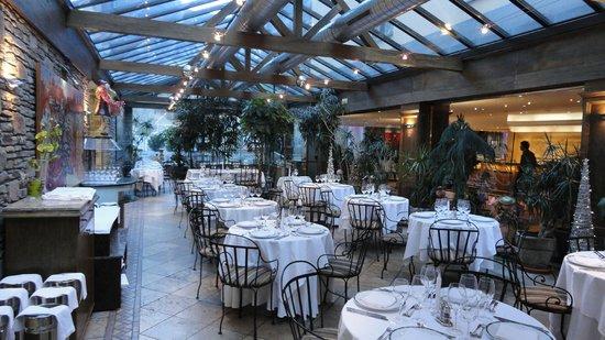 Hotel Princesa Parc: Beautiful Dining Room