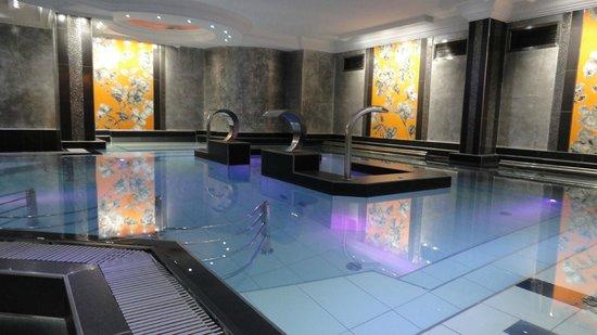 Hotel Princesa Parc: Spa - Stunning!