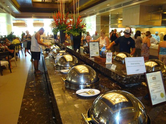 Phuket Graceland Resort & Spa: ontbijt