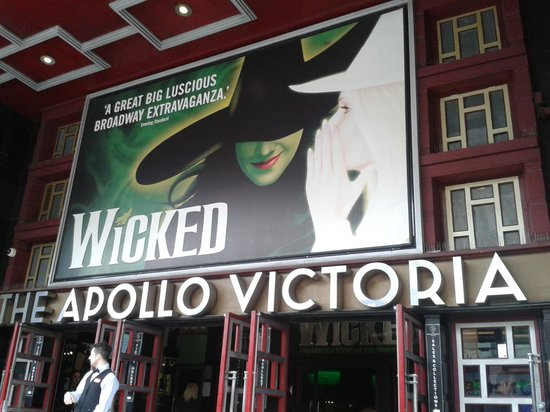 Wicked the Musical: wicked show