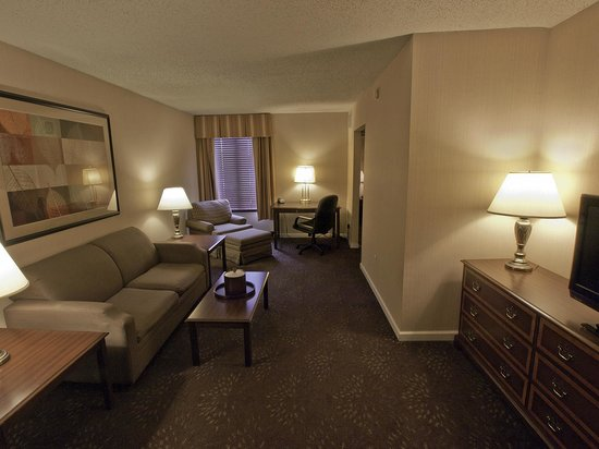 Holiday Inn Buffalo International Airport: Suite