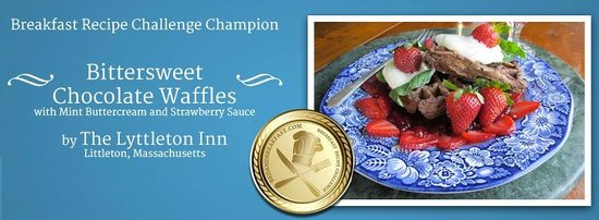 Lyttleton Inn: Award-winning breakfasts