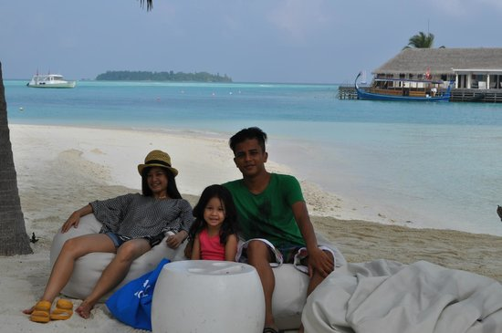 Holiday Inn Resort Kandooma Maldives: Peaceful