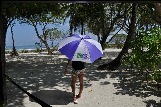 Holiday Inn Resort Kandooma Maldives: The great facilities