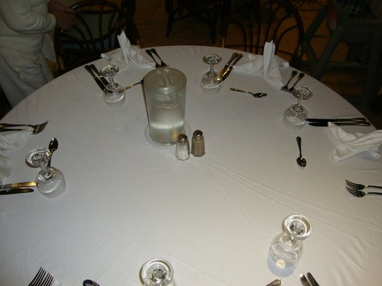 Natura Park Beach - EcoResort & Spa : Buffet table