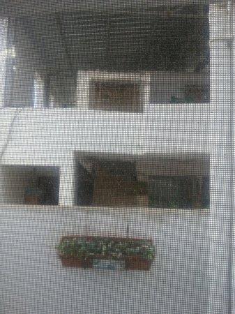 Melis Pansiyon: View form my window