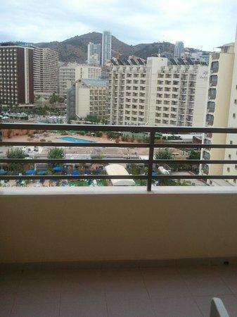 Presidente Hotel : terraza