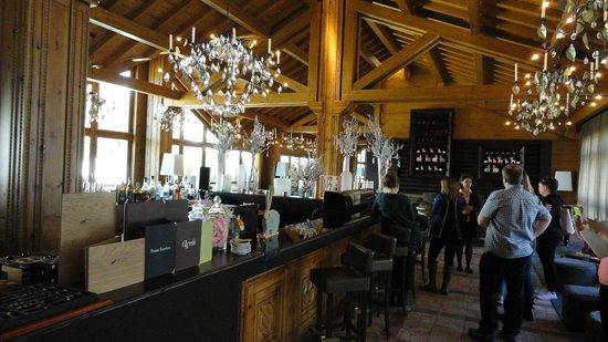 Sport Hotel Hermitage & Spa: Bar Area