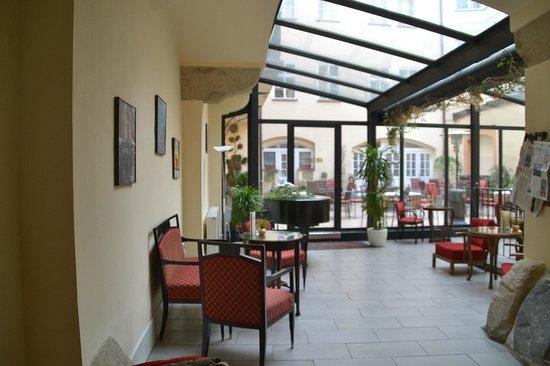 Hotel Leonardo Prague: Zona relax