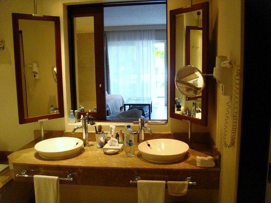 Victoria Beachcomber Resort & Spa: super agréable