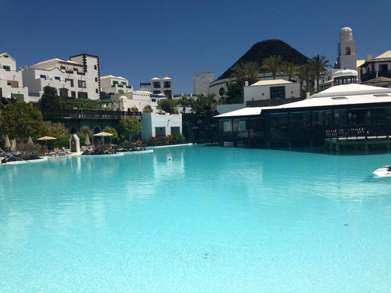 Hotel THe Volcan Lanzarote: beautiful pool