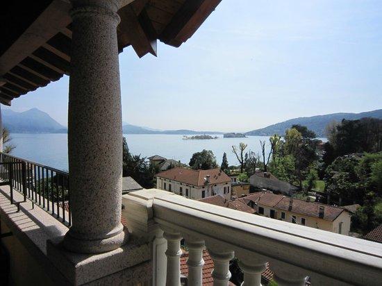 Azalea: panorama dal balcone