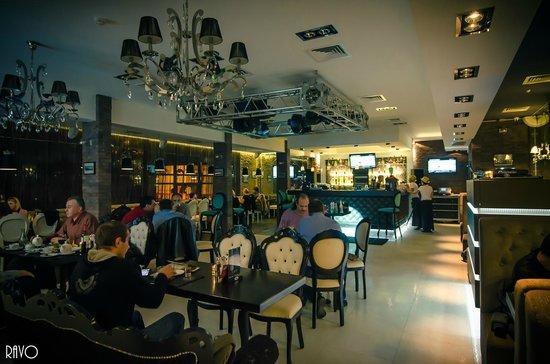 Gorodskoye cafe