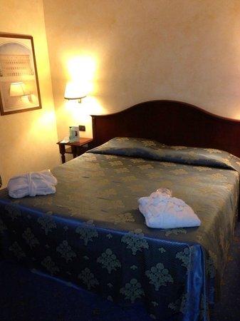 Domus Romana Hotel : Camera Matrimoniale