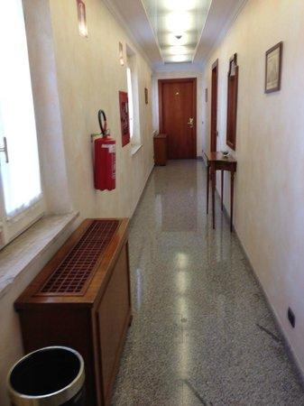 Domus Romana Hotel : Ingresso Camere