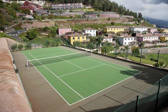 Village Cabo Girao: Tennis court
