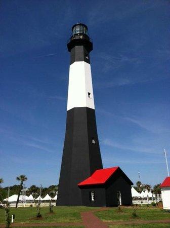 Tybee Island Lighthouse Museum: Tybee Lighthouse