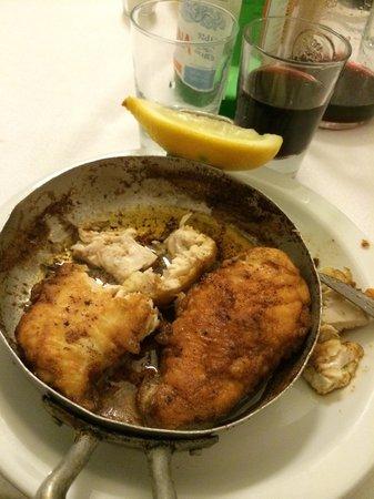 Trattoria Sostanza: Butter Chicken - amazing and tender