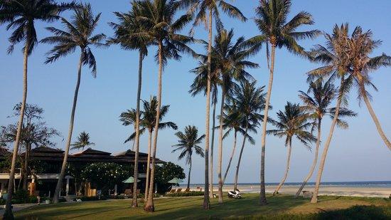 Shiva Samui – The New Name for Samui Beach Village: ocean room view 2