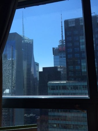DoubleTree Suites by Hilton Hotel New York City - Times Square : Another view from the master.