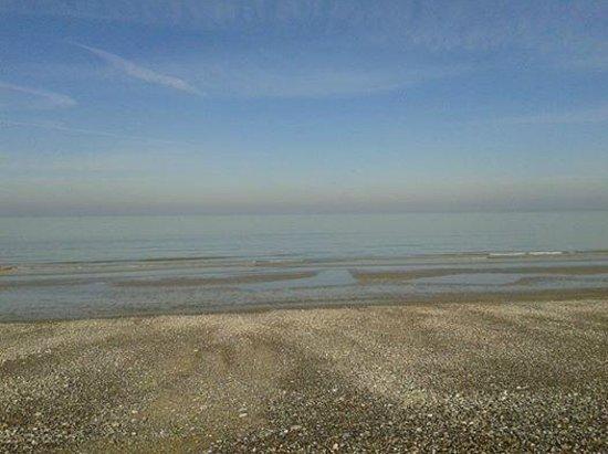 Madame Vacances Résidence Les Terrasses De La Plage : La mer