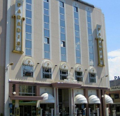 Hotel Paradis: Hôtel Paradis