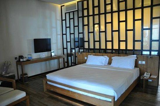 Turi Beach Resort: My bedroom