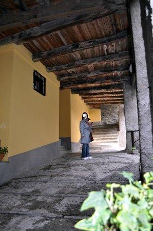 Colle Brianza, Italy: interno