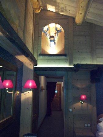 Hotel Christiania : Zimmer Deko
