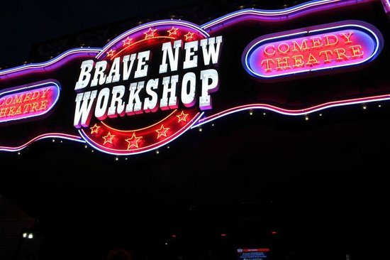 ‪Brave New Workshop‬