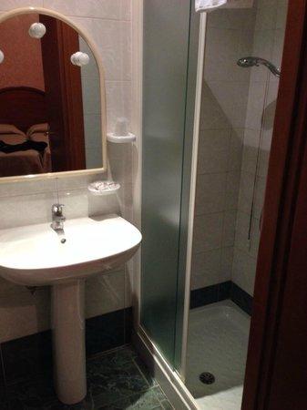 Hotel St. Moritz: Piccolo Bagno