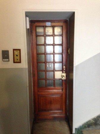 Hotel St. Moritz: Ascensore - 1st floor