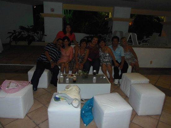 Park Royal Huatulco : Con los Amigos