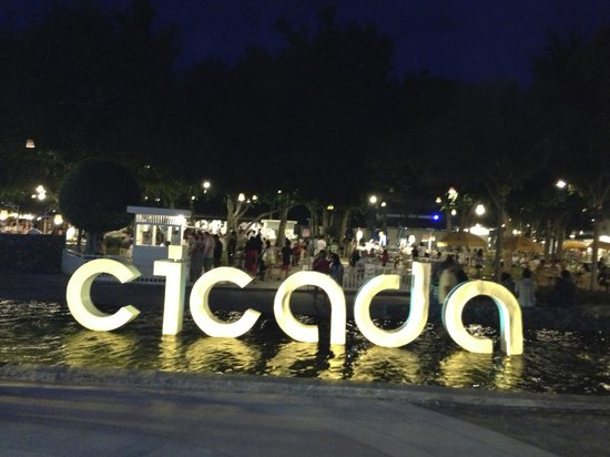Cicada Market: main entrance
