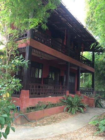 Maison de Sukhothai : 部屋は4つあります