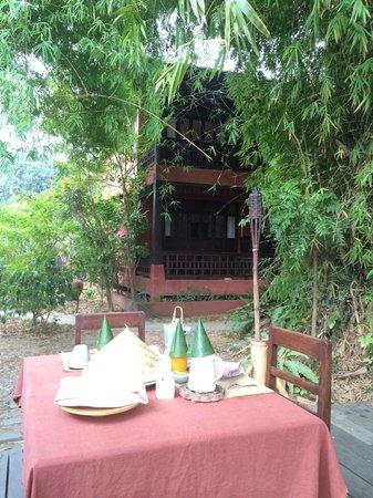 Maison de Sukhothai : 外観