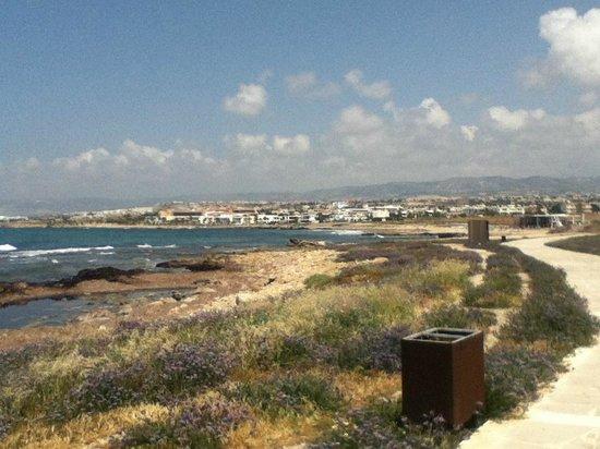 Kefalos Beach Tourist Village: Walk to the harbour