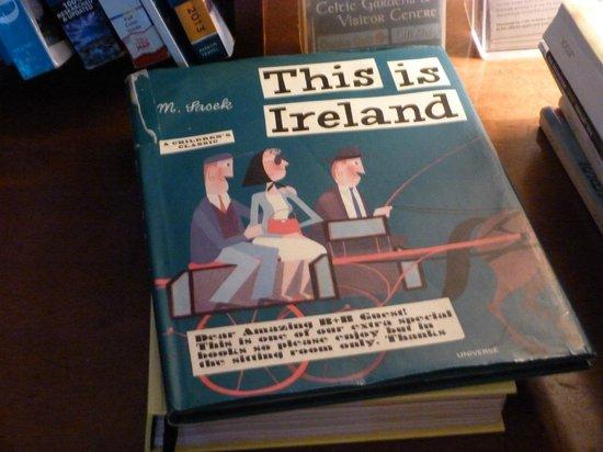 The Stop B&B : Libros