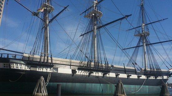 Historic Ships in Baltimore: Historic