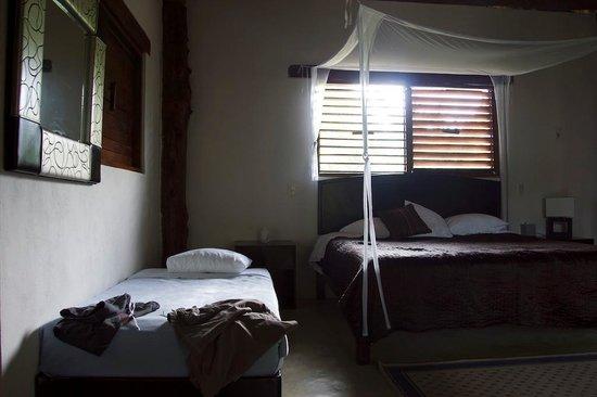 Hip Hotel Tulum: la habitación