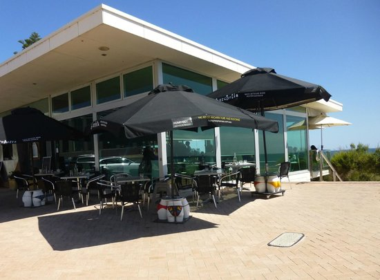 Cottesloe Beach: Restaurant