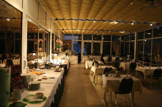 Hotel Am Schlosspark: SALA COLAZIONE