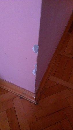 Hotel Novorossiysk: Состояние номера