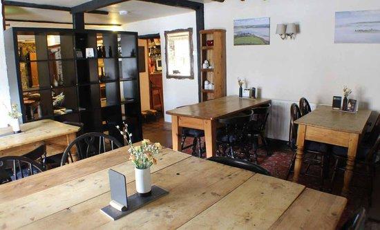Afon Duad Inn : Afon Duad dining room