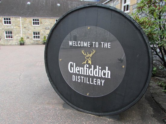 Inverness  Day Tours: Glenfiddich Distillery