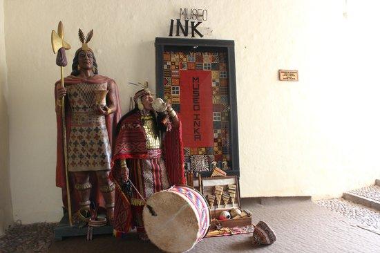 Centro Historico De Cusco: Entrada do Museu