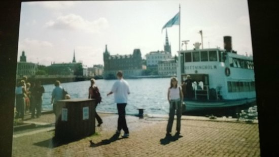 Drottningholm Palace : Battello per Drottningholm