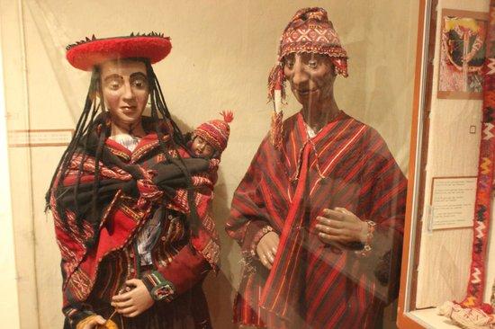 Centro Historico De Cusco: Representação dos incas da região de Cusco