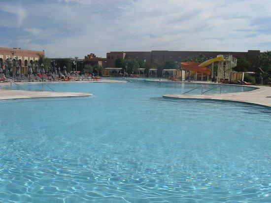 Kenzi Club Agdal Medina : la piscine